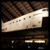 Like see the Endeavour at the California Science Center...