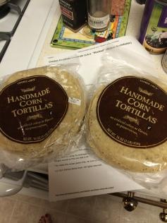 Handmade tortillas..mmmm
