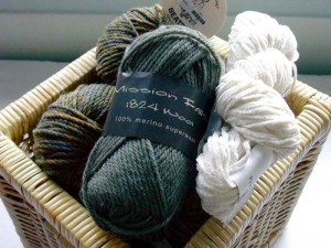 A_basket_of_yarn