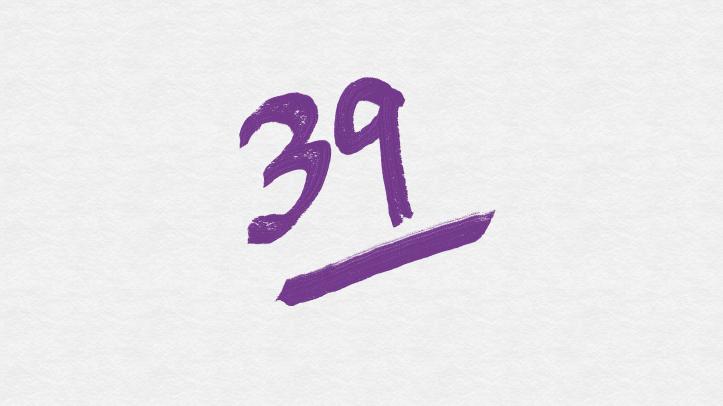 39 is...