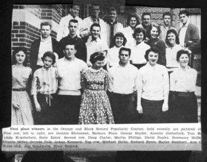 Popularity Contest Winners, 1959