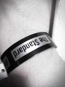 The Wristband_BW
