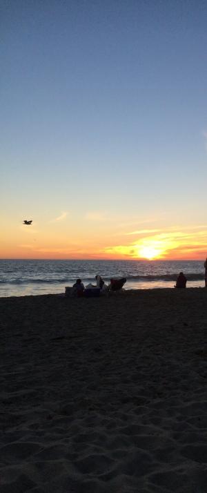 Sunset_Westward Beach 021415