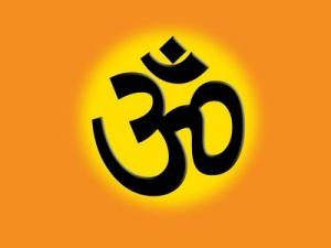 Aum (Om) Symbol
