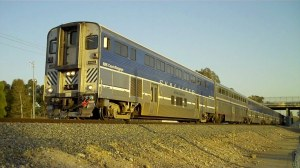 Surfliner cab car