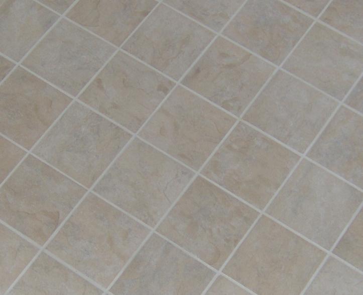 Tile makes feet smile