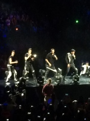 Honda Center of Anaheim _NKOTB