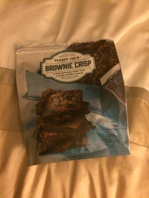 Trader Joe's Brownie Crisps