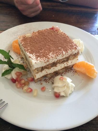 Osteria Monte Grappa - Tiramisu