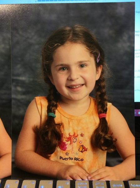 The Little Monkey - Kindergarten Pic